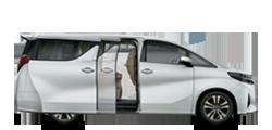 Toyota Alphard 2017-2021 новый кузов комплектации и цены