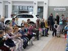 АвтоКлаус Центр собрал маленьких гостей на новогодний праздник - фотография 29