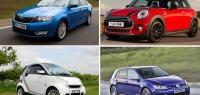 Подборка из 8 экономичных автомобилей с расходом 5 л на 100 км