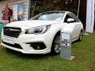 Презентация новых Subaru Outback и Legacy: для влюбленных и влюбившихся - фотография 35