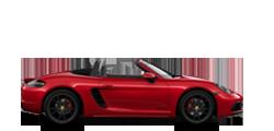 Porsche 718 Boxster GTS 2016-2021 новый кузов комплектации и цены