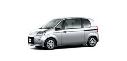 Toyota Porte 2012-2021