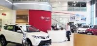 В Нижнем Новгороде подорожали бестселлеры Toyota