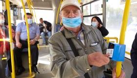 Обязаны ли нижегородцы ездить в общественном транспорте в маске?