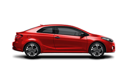 KIA Cerato купе 2013-2016