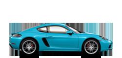 Porsche 718 Cayman Эс 2016-2021 новый кузов комплектации и цены