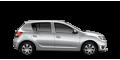 Renault Sandero Stepway  - лого