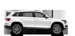 SKODA Kodiaq Hoskey edition 2017-2021 новый кузов комплектации и цены