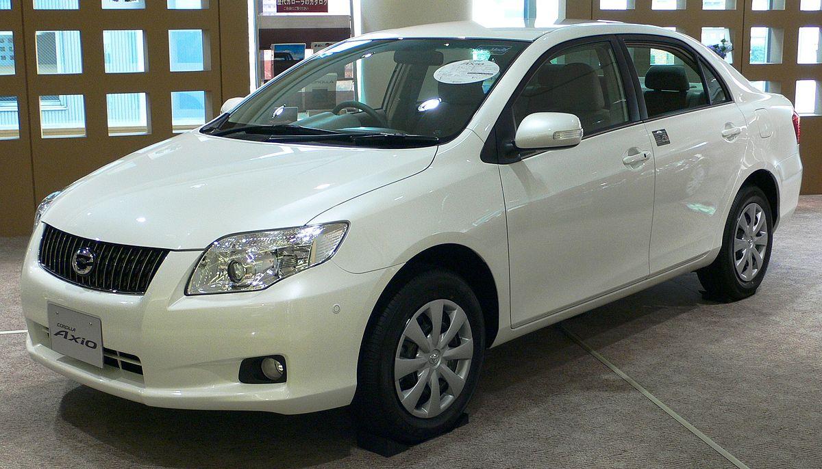 Японская Corolla