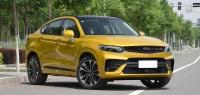 Geely скоро представит в России свой новый купе-кроссовер