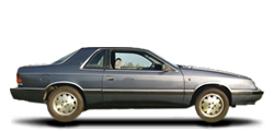 Chrysler LeBaron купе 1981-1989