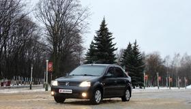 Renault Logan: Французская находка