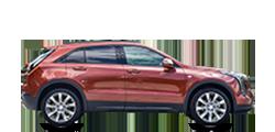 Cadillac XT4 2019-2021 новый кузов комплектации и цены