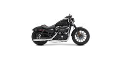 Harley Davidson Sportster Iron 883 - лого