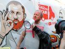 GAZtro Tour в Нижнем Новгороде: гусь, шеф-повар и ГАЗель фудтрак - фотография 4