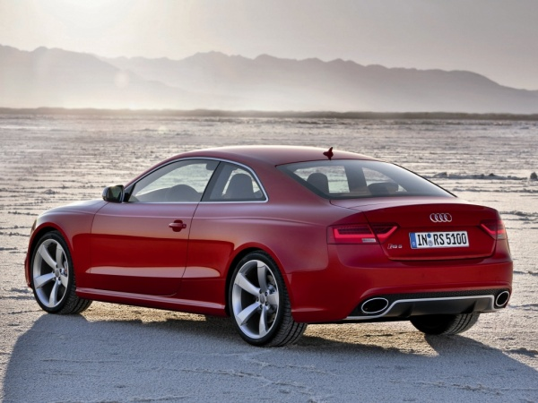 Audi RS5 Coupe фото
