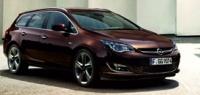 Opel Astra c выгодой до 155 000 рублей от официального дилера - компании «Центр-Авто»