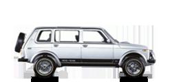 LADA (ВАЗ) 4x4 (2131) 5 дв 1993-2021 новый кузов комплектации и цены