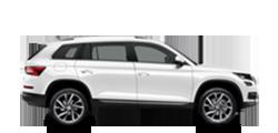 SKODA Kodiaq среднеразмерный кроссовер 2017-2021 новый кузов комплектации и цены