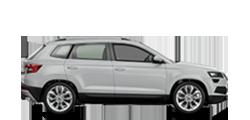 SKODA Karoq 2020-2021 новый кузов комплектации и цены