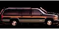 Chevrolet Suburban  - лого