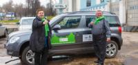 В Нижнем Новгороде состоялся автопробег с участием владельцев SKODA Yeti в формате «Приключенческий квест»