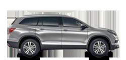 Honda Pilot 2018-2021 новый кузов комплектации и цены